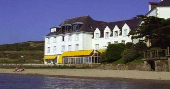 Photo of Hotel de la Plage Nice Plonevez-Porzay