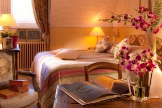 Chateau de Noizay : Chambre