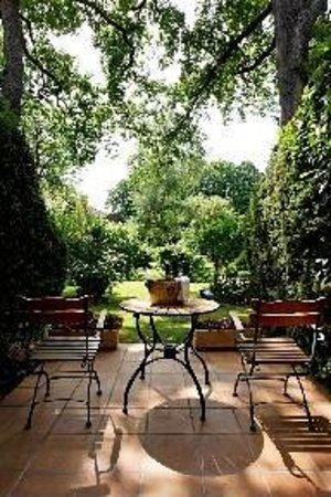 Cazaudehore et La Forestiere : Room Terrasse