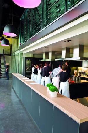 Maison Pic: Cours De Cuisine Couleur