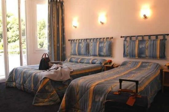 Hotel Esplanade Eden : Guest Room
