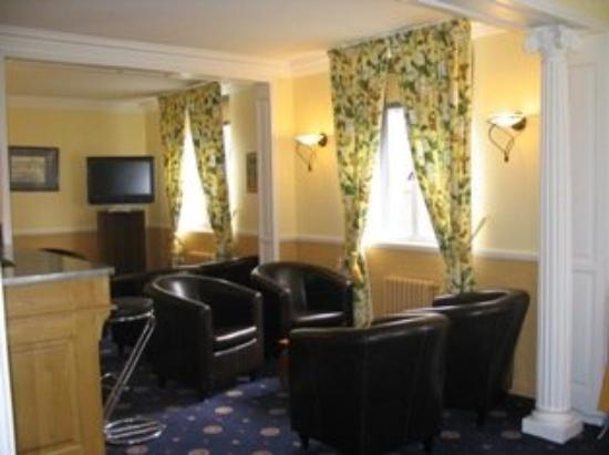 Hotel de la Residence : Reception