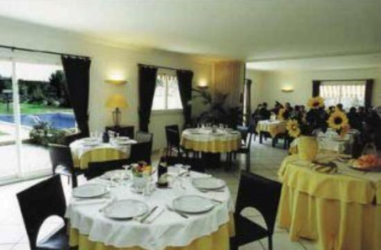 La Gentilhommiere Hotel-Restaurant : Restaurant