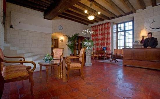 Château Golf des Sept Tours: Lobby