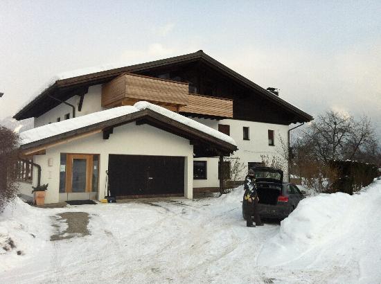AlpenApart Haus Engstler: Back