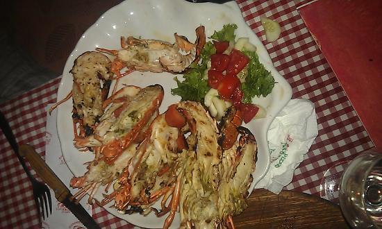 Mamma Mia : lobsters