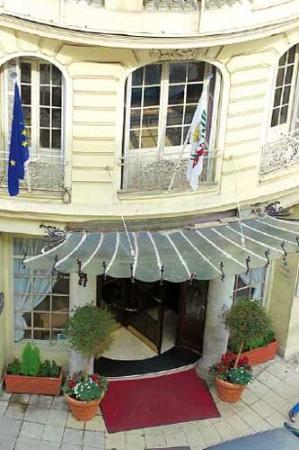 Hotel Le Scribe : Entrance