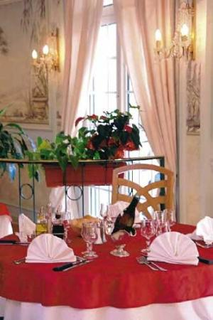 Hotel Le Scribe : Restaurant