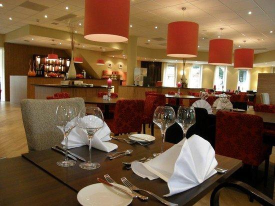 WestCord Hotel De Veluwe: Restaurant