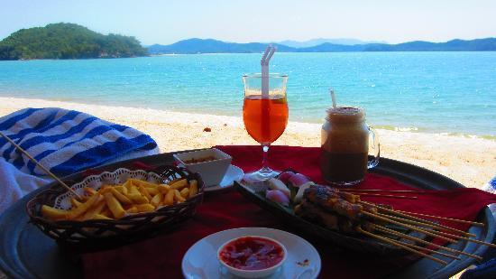 Vivanta by Taj Rebak Island, Langkawi: Snacks