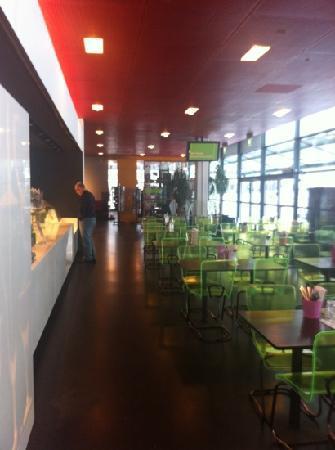 Cafe Kiasma : nice