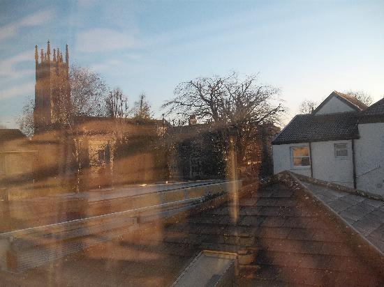 Hotel24seven Bristol: view outside window