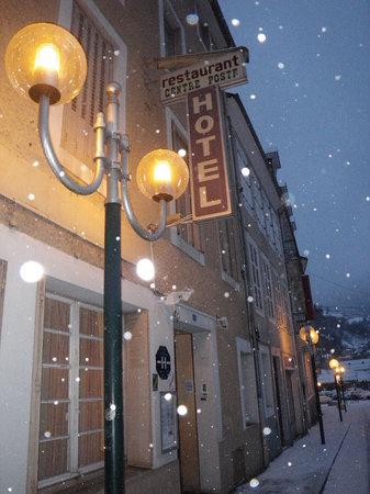 Hotel Centre et Poste