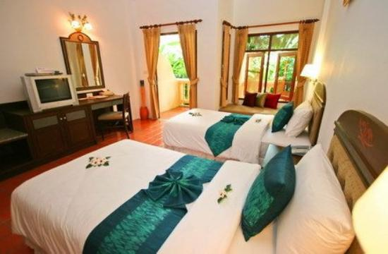 Banburee Resort & Spa : Guest Room