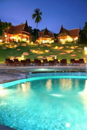 Banburee Resort & Spa : Swimming pool