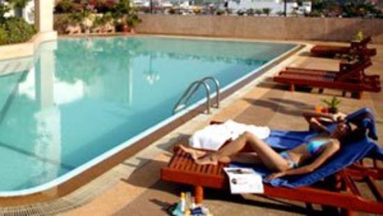 Metropole Hotel Phuket: Pool