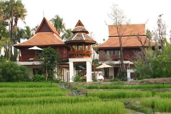 The Dhara Dhevi Chiang Mai: Grand Deluxe 2-bedroom Villa With Pool