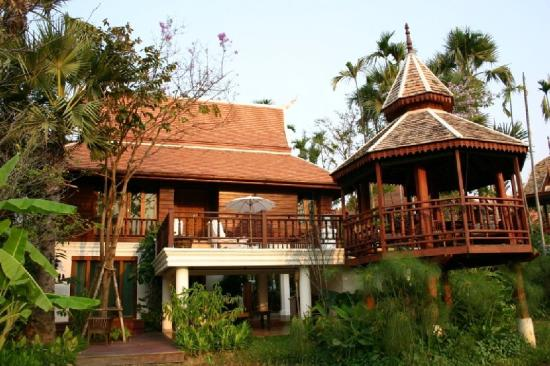 The Dhara Dhevi Chiang Mai: Deluxe Villa
