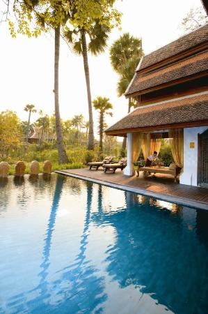 The Dhara Dhevi Chiang Mai: Deluxe Residence with Pool