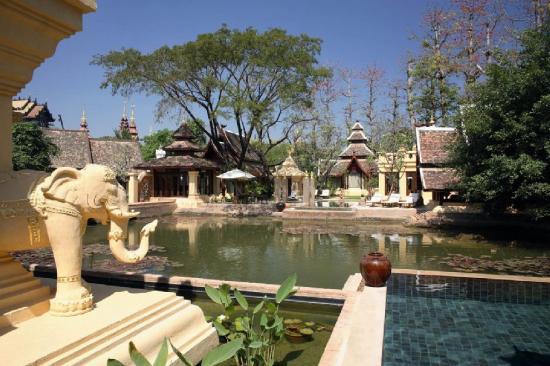 دارا ديفي شيانغ ماي: Royal Residence