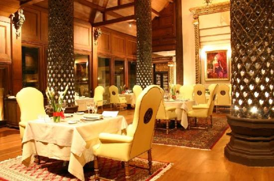 The Dhara Dhevi Chiang Mai: Farang Ses - French Restaurant