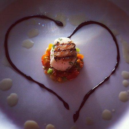Xopana Restaurant : Saint Valentine Menu