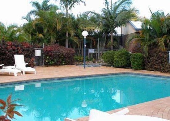 โรงแรมคอมฟอร์ท อินน์ เบิร์ท ฮิงค์เลอร์: Pool