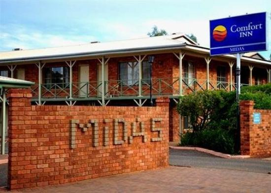 Photo of Comfort Inn Midas Kalgoorlie