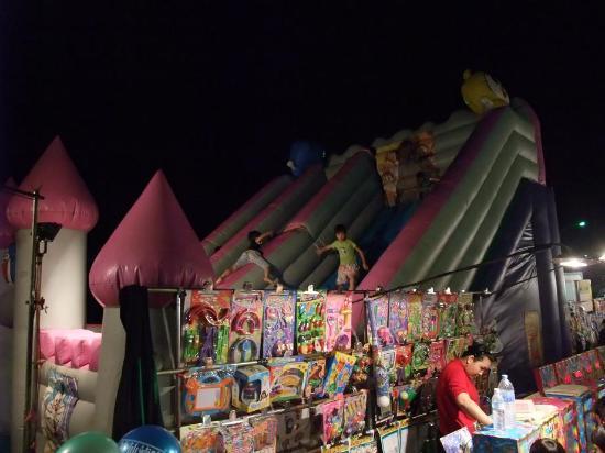 Siwei Market: 四維夜市10