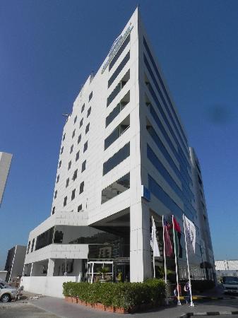 Location Picture Of Howard Johnson Bur Dubai Dubai