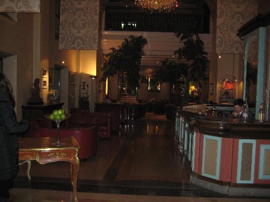 Villa Florentine: Hotel lobby