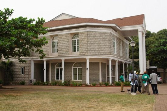 Conference Building of Gariba Lodge