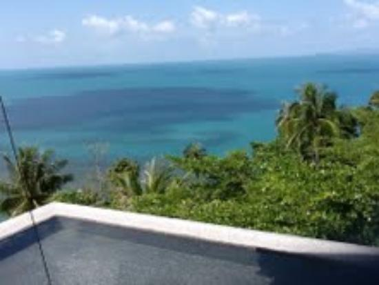Four Seasons Resort Koh Samui Thailand: View from hotel