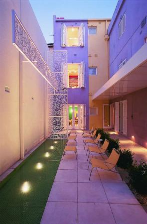 Medusa: Courtyard