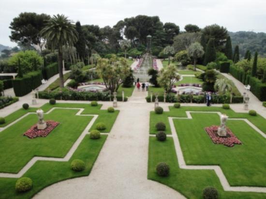 Villa & Jardins Ephrussi de Rothschild: Garden