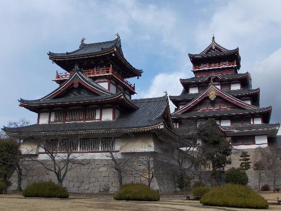 Fushimi Momoyama Castle: 伏見桃山城 天守閣