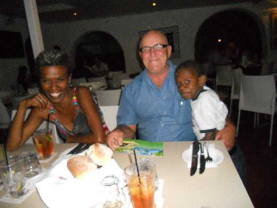 Breakfast Creek Hotel: even the kids were happy