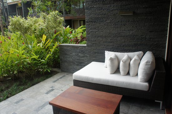 The Seminyak Beach Resort & Spa: balcony