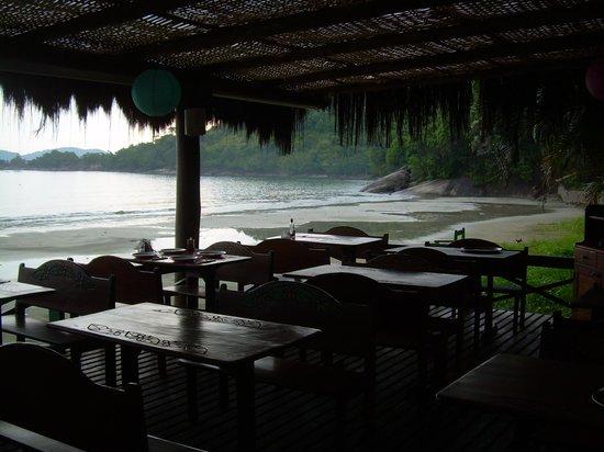 Refugio do Corsario: Bacana Restaurant.