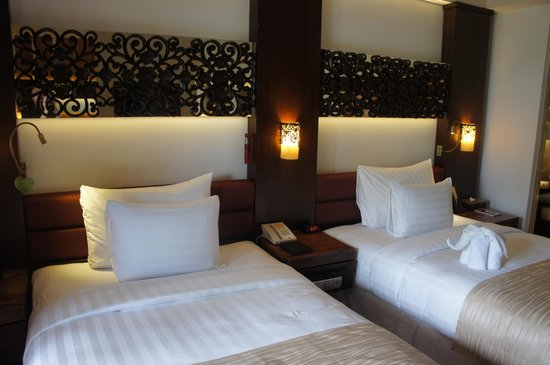 The Seminyak Beach Resort & Spa: room