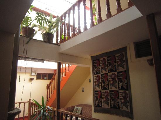 Hostal Inti Quilla: ホステルの共用部分