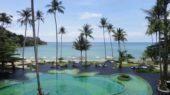 Mercure Koh Chang Hideaway Hotel: view from the room day time