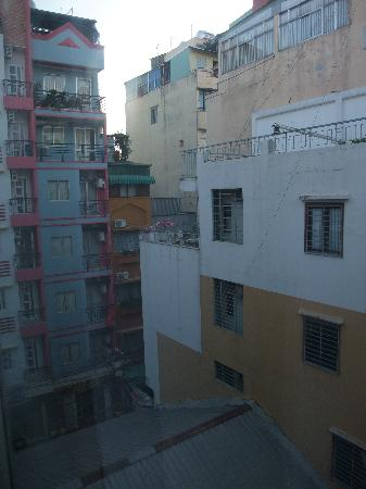 Beautiful Saigon Hotel 2: View from room