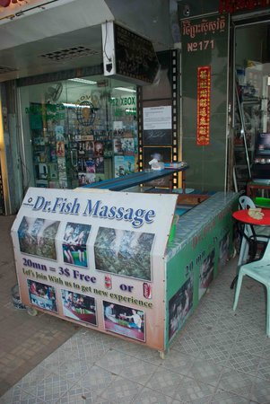 Dr. Fish Massage
