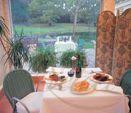 Marwood Villas: Restaurant