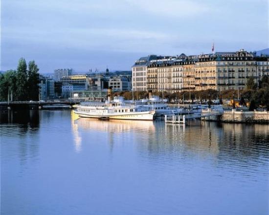 Hotel De La Paix Geneva: Exterior