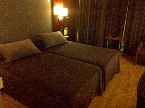Gran Hotel Verdi: Room