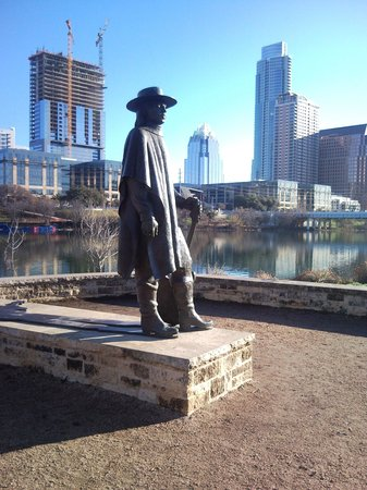 Lady Bird Lake Hike-and-Bike Trail