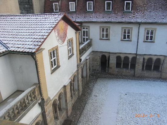 Arkaden Hotel im Kloster: Klosterhof