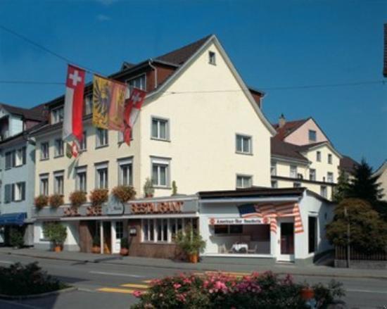 Roessli Hotel: Exterior